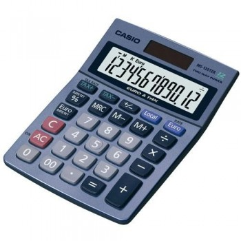 EURO-CALCULADORA DE 12 DIGITOS MS-120 ESENCIALES