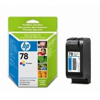HP CARTUCHO TINTA C6578A N?78XL TRICOLOR