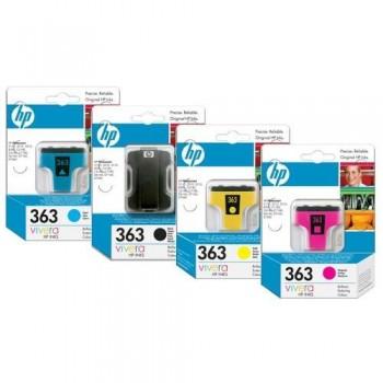 HP CARTUCHO TINTA C8721EE N?363 NEGRO