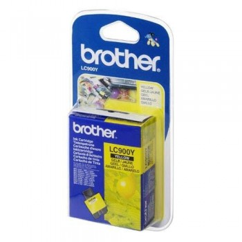 BROTHER CARTUCHO TINTA LC900Y AMARILLO