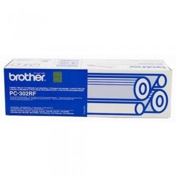 BROTHER CARTUCHO TINTA FAX PC-302RF