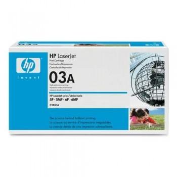 HP TONER LASER C3903A N03A NEGRO