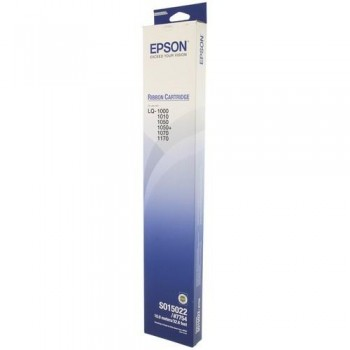 EPSON CINTA C13S015022 NEGRO