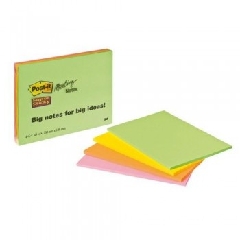 NOTAS ADHESIVAS SUPERSTICKY 3XL POST-IT