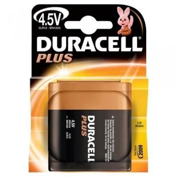 PILA ALCALINA  4,5V MN1203 - 3LR12  DURACELL PLUS