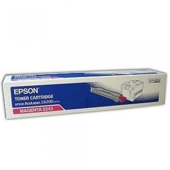 EPSON TONER LASER C13S050243 MAGENTA