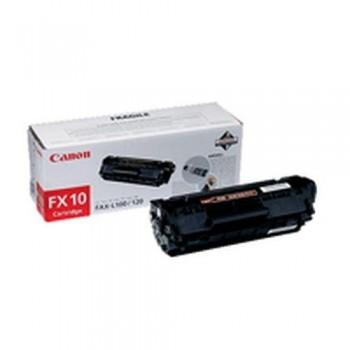 CANON CARTUCHO FAX 0263B002 FX-10 NEGRO