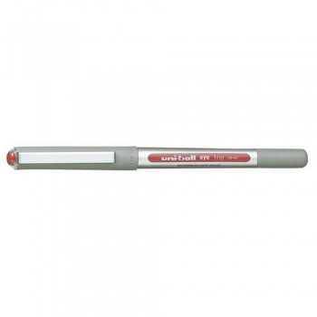 Roller tinta líquida punta bola 0,7 mm rojo Uni ball UB157 ESENCIALES