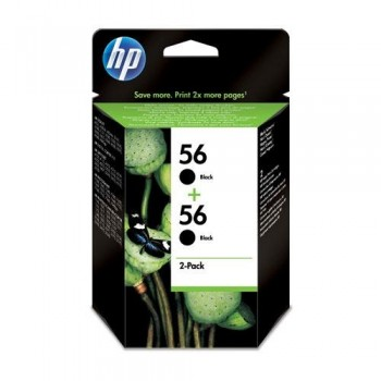 HP CARTUCHO TINTA C9502AE N?56 NEGRO