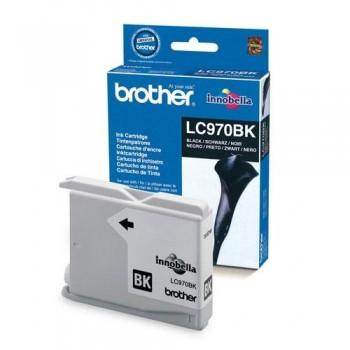 BROTHER CARTUCHO TINTA LC970BK NEGRO