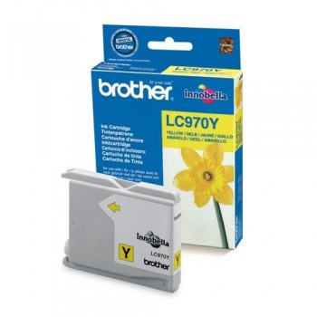 BROTHER CARTUCHO TINTA LC970C CIAN