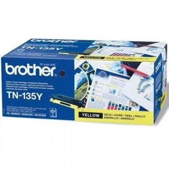 BROTHER CARTUCHO TONER LASER TN135 AMARILLO