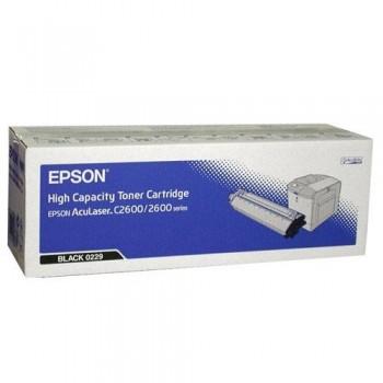 EPSON TÓNER LÁSER C13S050229 NEGRO