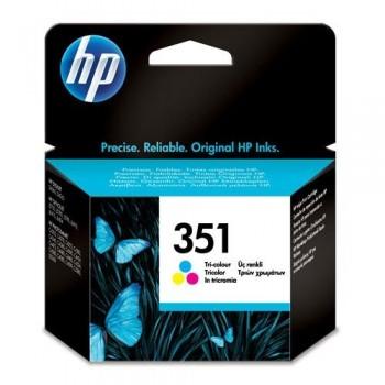 HP CARTUCHO TINTA CB337EE N?351 TRICOLOR