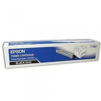 EPSON TONER LASER C13S050245 NEGRO