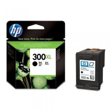 HP CARTUCHO TINTA CC641EE N?300XL NEGRO