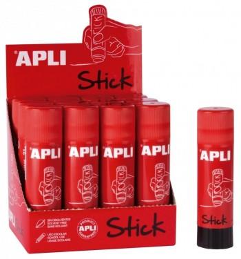 Pegamento barra  adhesiva 40gr ESENCIALES *