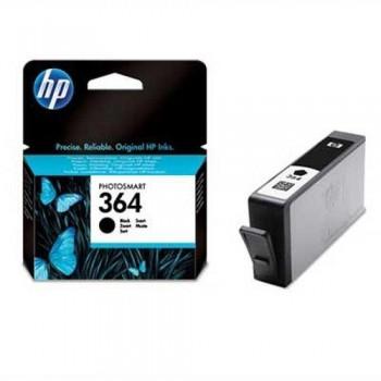 HP CARTUCHO TINTA CB316EE N?364 NEGRO
