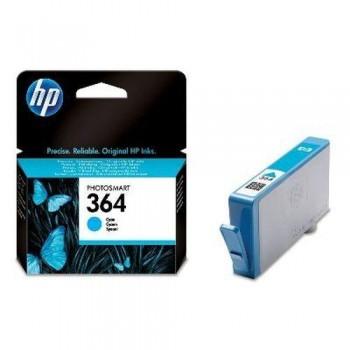 HP CARTUCHO TINTA CB318EE N?364 CIAN