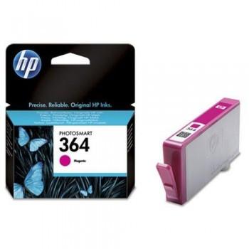 HP CARTUCHO TINTA CB319EE N?364 MAGENTA
