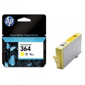 HP CARTUCHO TINTA CB320EE N?364 AMARILLO
