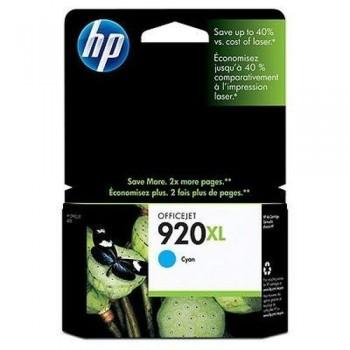 HP CARTUCHO TINTA CD972AE N?920XL CIAN