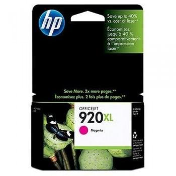 HP CARTUCHO TINTA CD973AE N?920XL MAGENTA