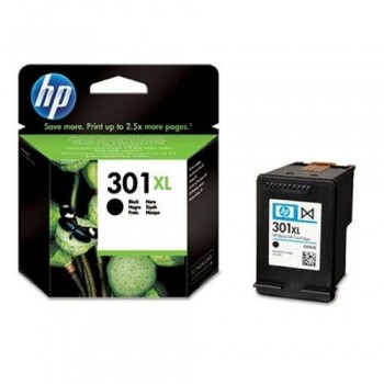 HP CARTUCHO TINTA CH563EE N?301XL NEGRO