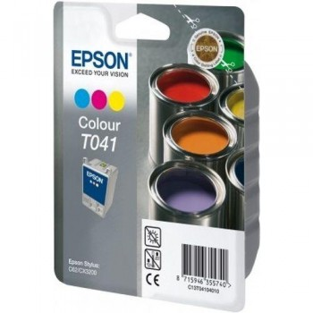 EPSON CARTUCHO TINTA T041 COLOR