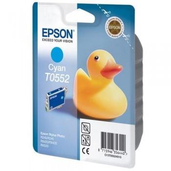 EPSON CARTUCHO TINTA T0552 CIAN