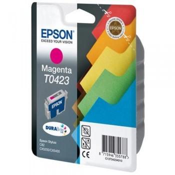 EPSON CARTUCHO TINTA T0423 MAGENTA