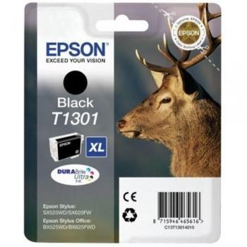 EPSON CARTUCHO TINTA T1301XL NEGRO
