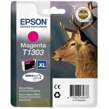 EPSON CARTUCHO TINTA T1303XL MAGENTA