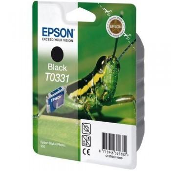 EPSON CARTUCHO TINTA T0331 NEGRO