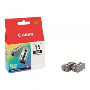CANON CARTUCHO TINTA BCI-15BK NEGRO