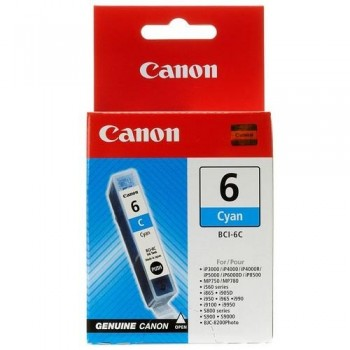 CANON CARTUCHO TINTA 4706A002 BCI-6C CIAN