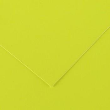 Cartulina A3 250 gr. Iris fluorescente amarillo ESENCIALES