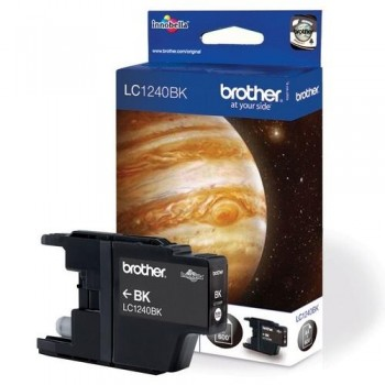 BROTHER CARTUCHO TINTA LC1240BK NEGRO