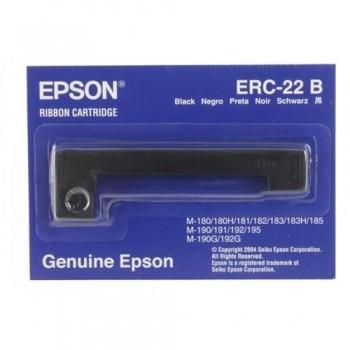 EPSON CINTA C43S015358 NEGRO