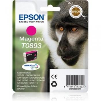 EPSON CARTUCHO TINTA C13T08934011 Nº T0893 MAGENTA