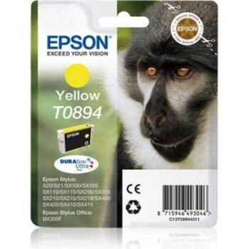 EPSON CARTUCHO TINTA C13T08944011 Nº T0894 AMARILLO