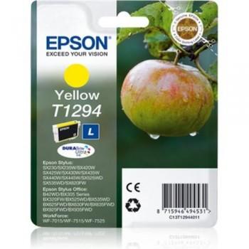 EPSON CARTUCHO TINTA C13T12944011 Nº T1294 AMARILLO