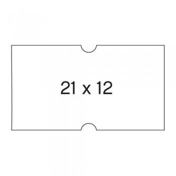 ETIQUETA PERMANENTE 21x12 BL (6x1000) ESENCIALES