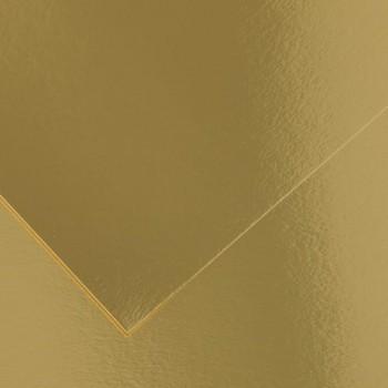 Cartulina A3 280 gr. Iris Metalizado Oro ESENCIALES
