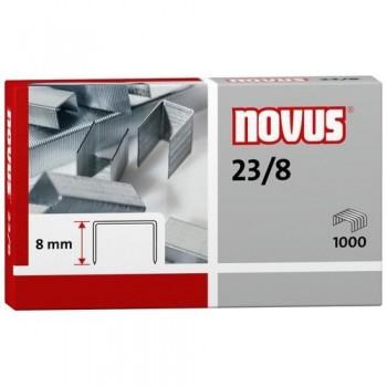 GRAPAS NOVUS 23/8 DE 1000 ESENCIALES