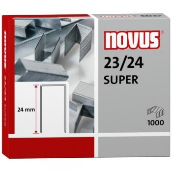 GRAPAS NOVUS 23/24 S DE 1000 (ENDURECIDA)