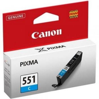 CANON CARTUCHO TINTA 6509B001 CLI-551C CIAN