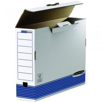CAJA ARCHIVO DEFINITIVO A3 100 MM. AZUL FELLOWES