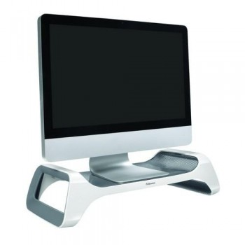 SOPORTE PARA MONITOR BLANCO I-SPIRE SERIES FELLOWES