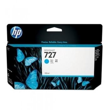HP CARTUCHO TINTA B3P19A Nº727 CIAN